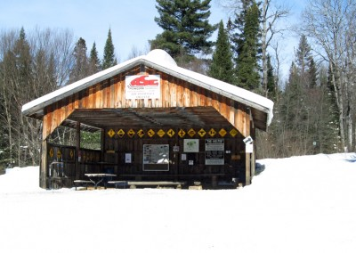 Algonquin Snowmobile Club Clubhouse