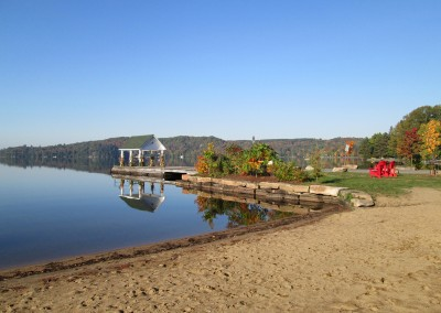 Dwight Beach, Lake of Bays,