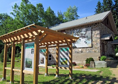 Oxtongue Lake Exhibit