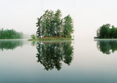 Oxtongue_Lake_Island