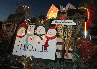 Huntsville Santa Clause Parade