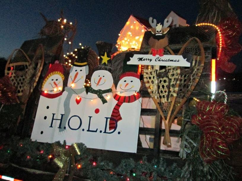 Huntsville Santa Claus Parade