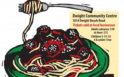 Spaghetti Dinner! January 25th @ 5pm