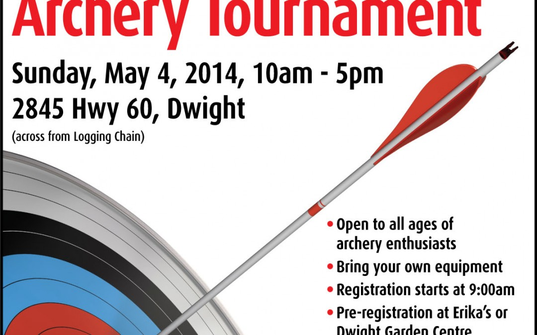 Dwight Archery Contest