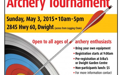 3D Target Archery Tournament